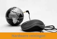 hardware reinigen
